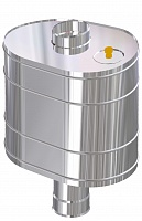 Water tank 43l (G3/4) 115, 0.8mm (GP4-002094)