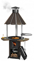 Grill Barabek  a stove for a large cooking pot (60800)